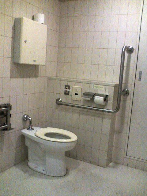 トイレの様子2